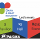 Kitas susitikimas - Dairy and Meat Industry 2018, Maskvoje /Next meeting at Dairy and Meat Industry exhibition, Moscow / Следующая встреча на выставке Mолочная и Mясная Индустрия