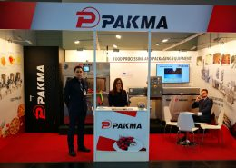 Pakma at Anuga FoodTec 2018