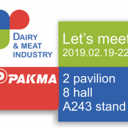 Pakma at Dairy and Meat 2019
